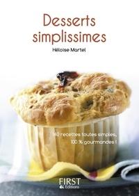 Héloïse Martel - Desserts simplissimes.