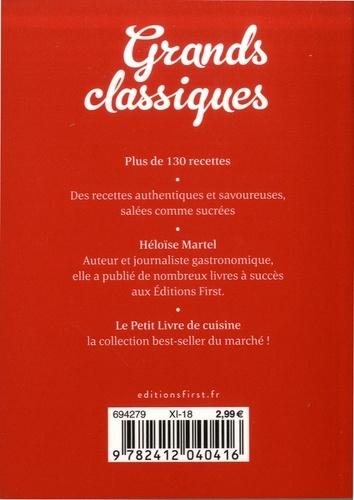 Grands classiques. 130 recettes