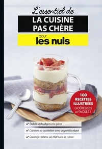 Héloïse Martel et Aurélie Starckmann - L'essentiel de la cuisine pas chère pour les nuls.