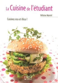 Héloïse Martel - La Cuisine de l'étudiant.