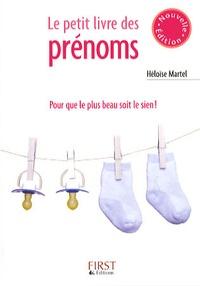 Héloïse Martel - Le petit livre des prénoms.