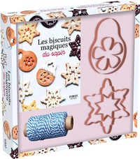 Amazon kindle books téléchargements gratuits Les biscuits magiques du sapin  - Avec 2 emporte-pièces géants et une bobine de fil (French Edition) PDB PDF iBook
