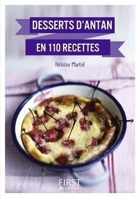 Héloïse Martel - Les meilleurs desserts d'Antan.