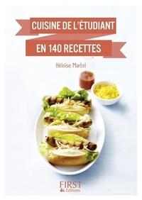 Héloïse Martel - LE PETIT LIVRE  : Petit livre de - Cuisine de l'étudiant en 140 recettes.