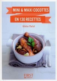Héloïse Martel - Petit Livre de - Mini et maxi cocottes en 130 recettes.