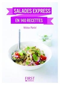 Héloïse Martel - Petit Livre de - Salades express en 140 recettes, nouvelle édition.