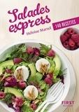 Héloïse Martel - Salades express - 140 recettes.