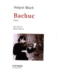 Helyett Bloch - Bacbuc.