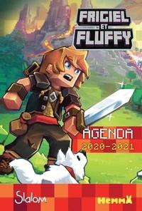 Hemma - Agenda scolaire Frigiel et Fluffy.