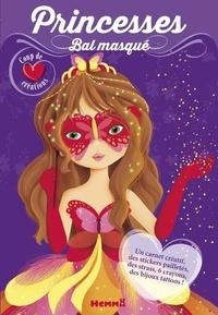Pda ebook gratuit télécharger Bal masqué Princesses