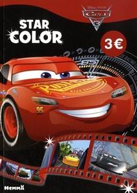 Hemma - Cars 3 star color - Flash McQueen.