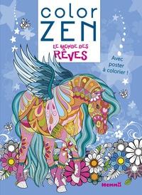 Hemma - Color zen le monde des rêves.