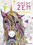 Hemma - Color zen Licornes.