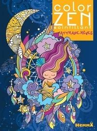 Hemma - Color Zen scintillant Attrape-rêves.