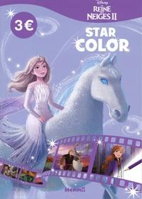 Hemma - Disney La Reine des Neiges II - Elsa sur cheval.