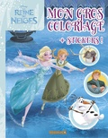 Hemma - Disney La Reine des Neiges - Mon gros coloriage + stickers !.