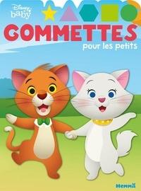 Hemma - Gommettes pour les petits Aristochats - Disney Baby.