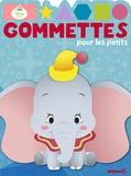 Hemma - Gommettes pour les petits Dumbo - Disney Baby.