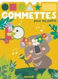 Hemma - Gommettes pour les petits (Koala musique).