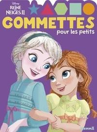 Hemma - Gommettes pour les petits La Reine des Neiges 2.