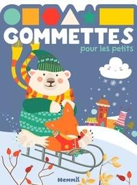 Hemma - Gommettes pour les petits Ours.