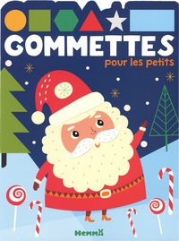 Livre pdf gratuit à télécharger Gommettes pour les petits Père Noël ePub en francais