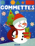 Hemma - Gommettes pour les petits - Noël.