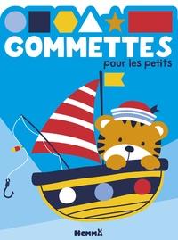 Hemma - Gommettes pour les petits - Bateau.