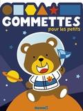 Hemma - Gommettes pour les petits - Espace.