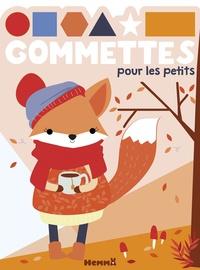 Hemma - Gommettes pour les petits - Renarde.