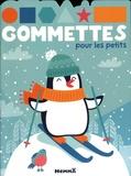 Hemma - Gommettes pour les petits - Pingouin.