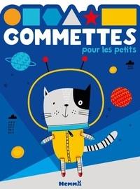 Hemma - Gommettes pour les petits - Chats.