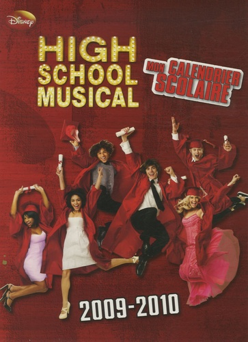 Hemma - High School Musical - Mon calendrier scolaire.
