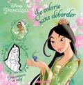 Hemma - Je colorie sans déborder Disney princesses.
