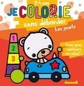 Hemma - Je colorie sans déborder les jouets - 2-4 ans.