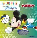 Hemma - Je colorie sans déborder Mickey et ses amis.
