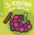 Hemma - Je colorie sans déborder Raisins - 2-4 ans.