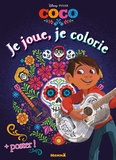 Hemma - Je joue, je colorie Disney Pixar Coco - Avec 1 poster !.