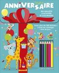Hemma - Joyeux anniversaire - Avec plus de 250 stickers !.