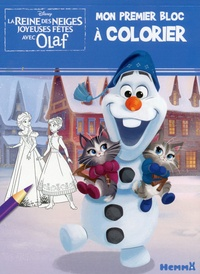 Hemma - La Reine des neiges - Joyeuses fêtes avec Olaf.