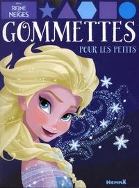 Hemma - La Reine des Neiges - Gommettes pour les petits.