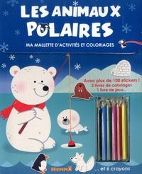Livre de téléchargement Epub Les animaux polaires  - Avec 6 crayons (Litterature Francaise)