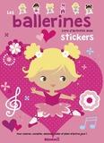 Hemma - Les ballerines - Livre d'activités avec stickers.