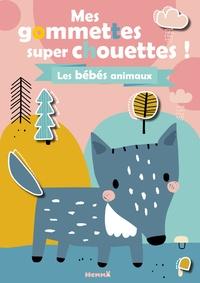 Téléchargement de livres audio sur mac Les bébés animaux par Hemma (French Edition) 9782508044984