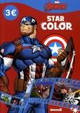 Hemma - Marvel avengers star color.