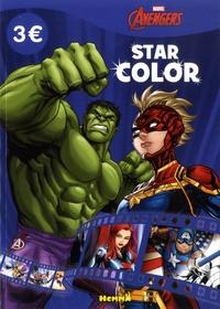 Hemma - Marvel Avengers - Hulk et Captain Marvel.