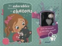 Hemma - Mes adorables histoires de chatons - Avec un recueil et une jolie peluche.