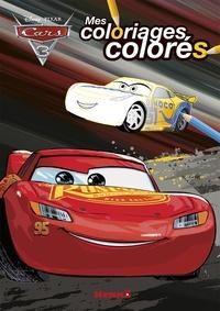 Hemma - Mes coloriages colorés Cars 3.