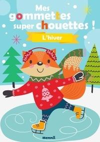 Hemma - Mes gommettes super chouettes L'hiver.