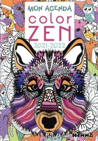 Hemma - Mon agenda color zen.